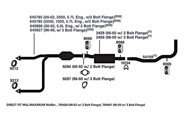 Orange Hose /& Stainless Red Banjos Pro Braking PBK7594-ORA-RED Front//Rear Braided Brake Line