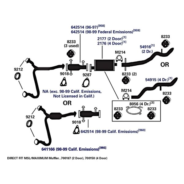 35 Chevy S10 Exhaust System Diagram
