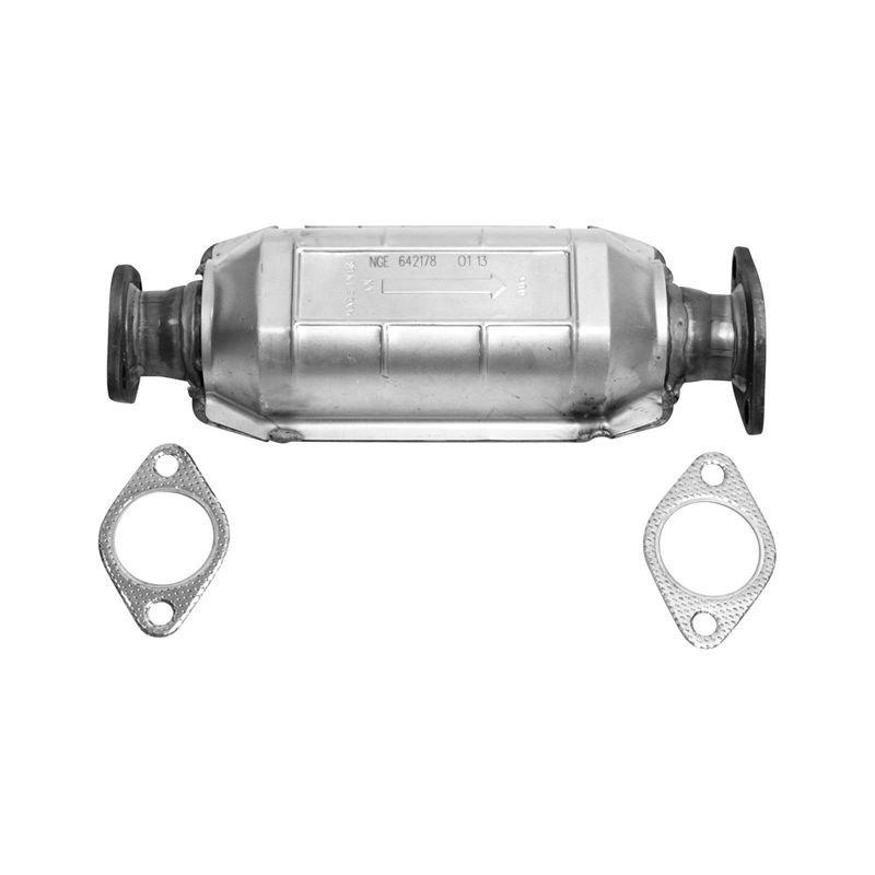 Ap Exhaust® Direct Fit Catalytic Converter: 2003 KIA Rio Catalytic Converter At Woreks.co