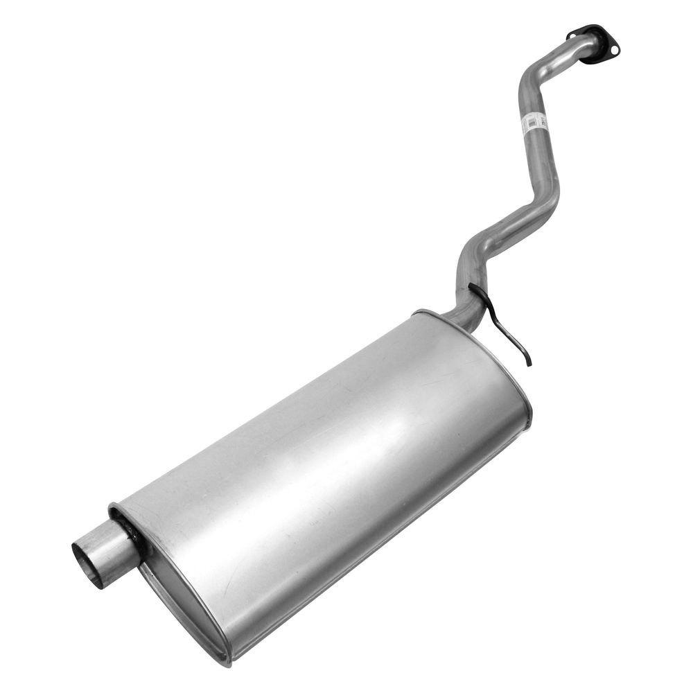 Exhaust Muffler Assembly-Quiet-Flow SS Muffler Assembly fits 99-03 Lexus RX300
