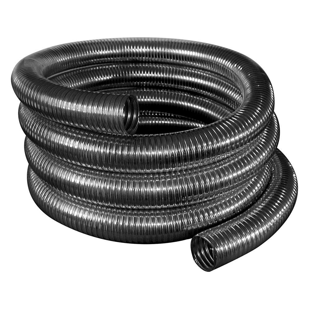 AP Exhaust® - Galvanized Steel Flex Hose  sc 1 st  CARiD.com & AP Exhaust Technologies® 8877 - Galvanized Steel Flex Hose (5 ...