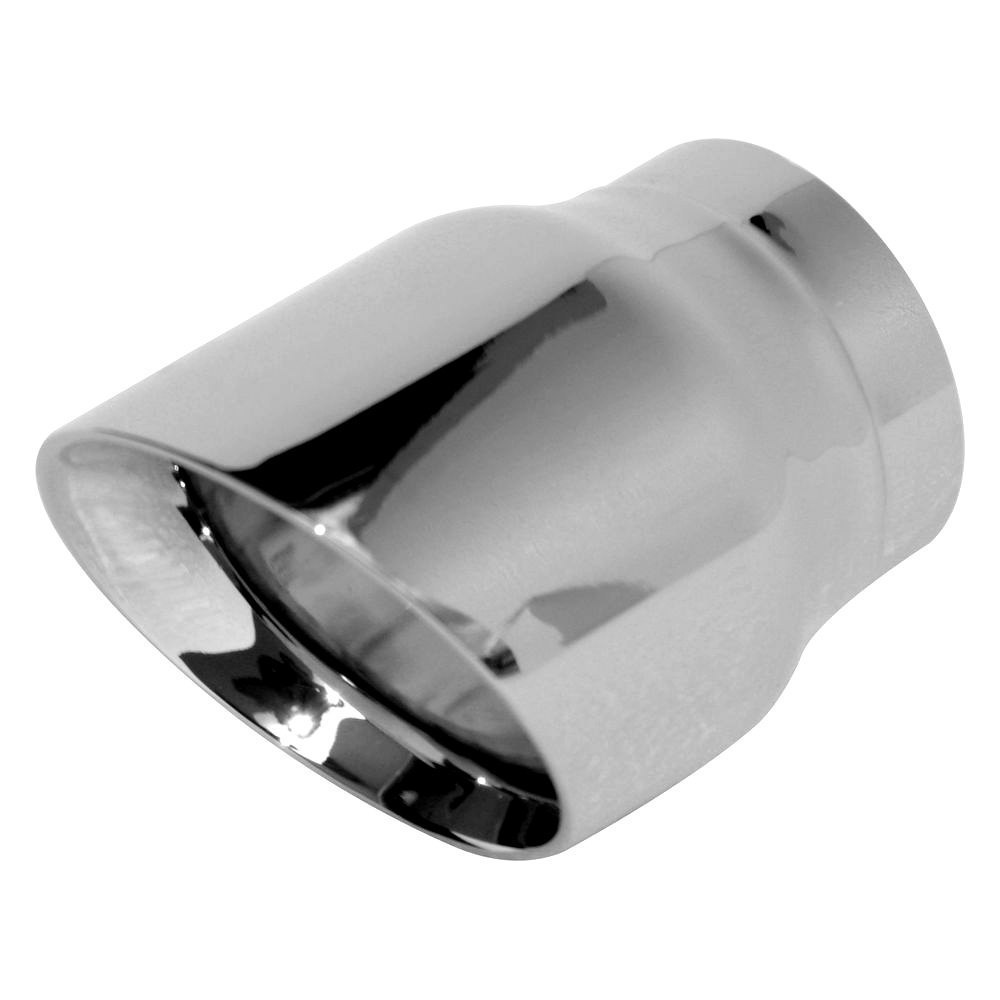 Ap exhaust xlerator stainless steel tip ebay