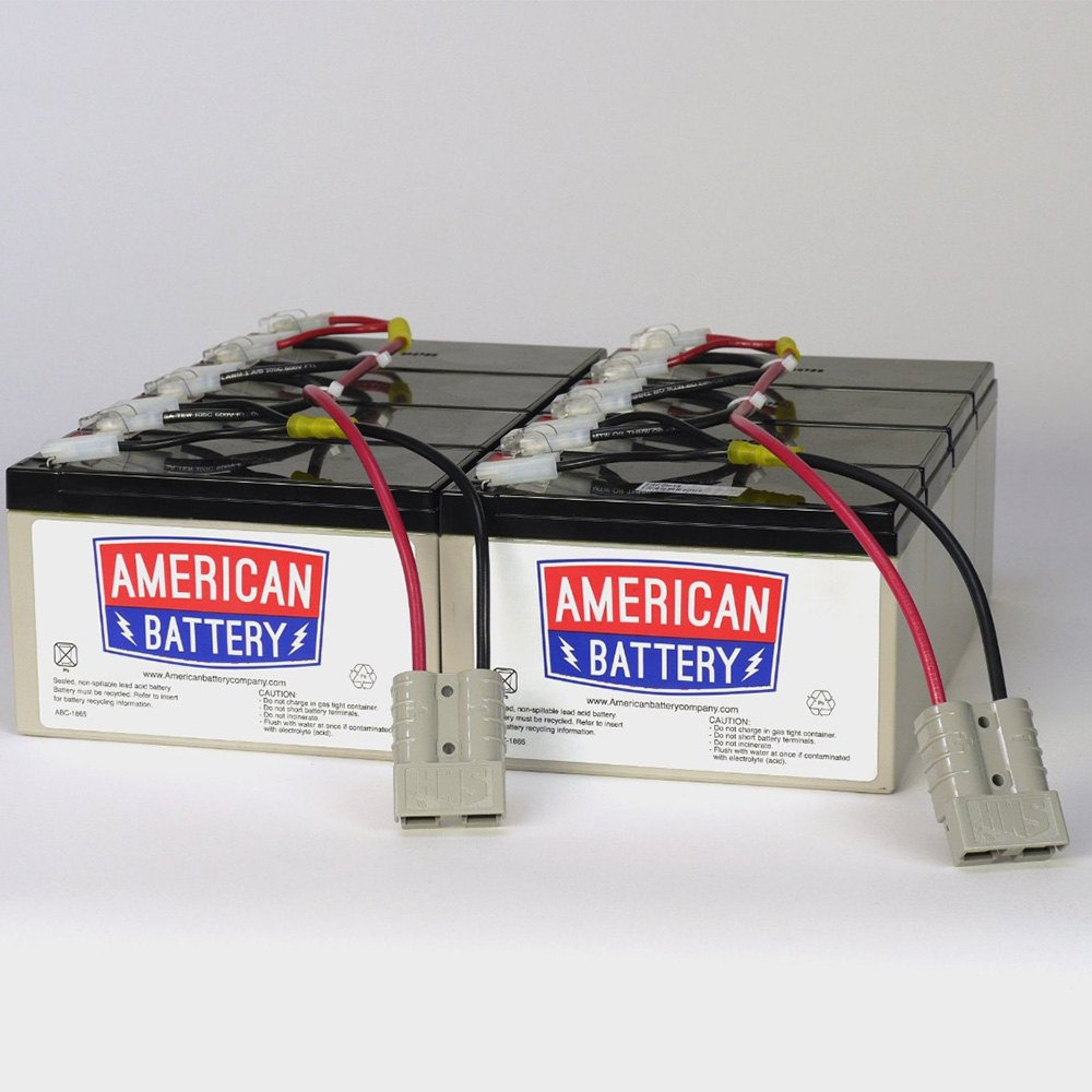 Apc Rbc12 Replacement Battery Cartridge 12