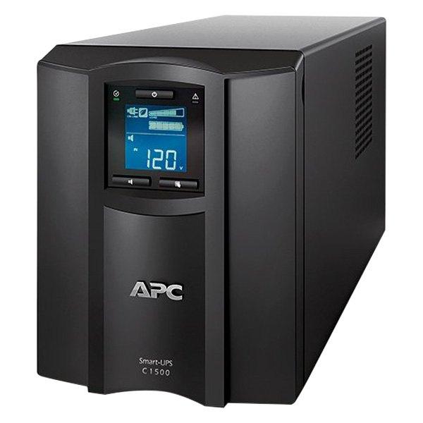 APC® SMC1500 - Smart-UPS C 1500VA LCD 120V