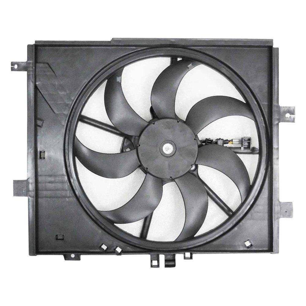 apdi nissan versa 2014 2017 engine cooling fan. Black Bedroom Furniture Sets. Home Design Ideas