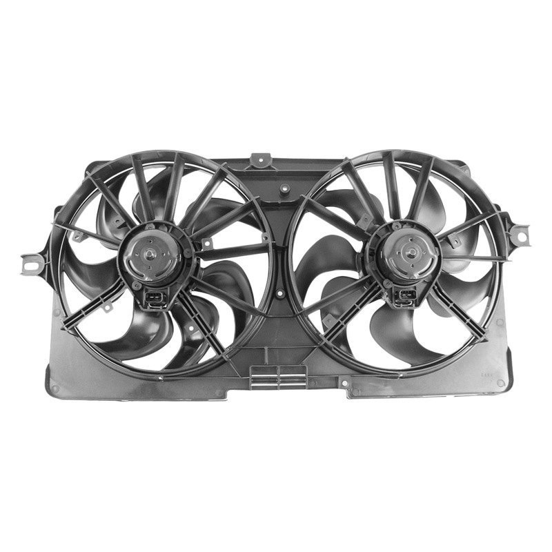 Equipment Cooling Blowers : Apdi dual radiator and condenser fan