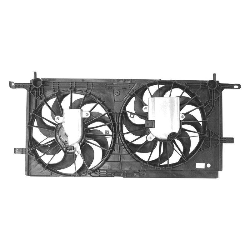 buick rendezvous parts diagram radiator fan 2005 buick rendezvous wire diagram