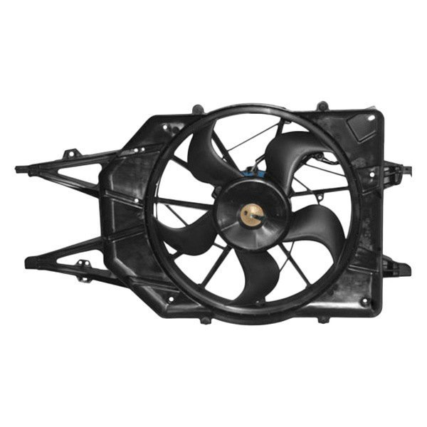 Equipment Cooling Blowers : Apdi ford focus l dohc  radiator fan assembly