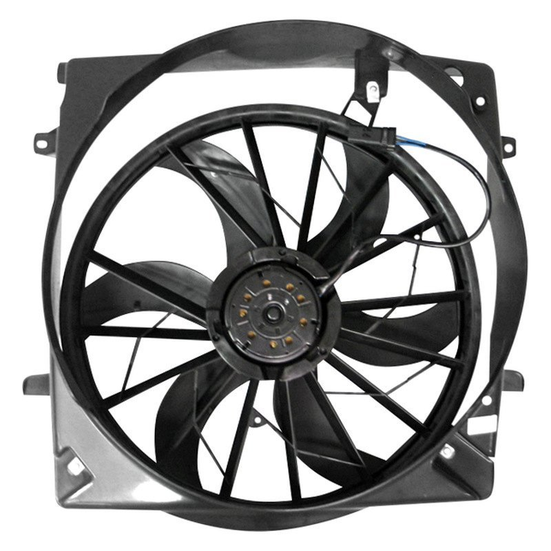 Apdi 174 Jeep Grand Cherokee 4 0l 2004 Engine Cooling Fan