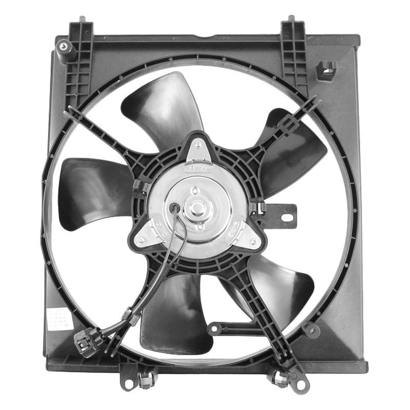 Mazda Mpv 2003 Engine Diagram 2002 Mazda B3000 Cooling: Service Manual [2004 Mitsubishi Lancer Fan Removal]