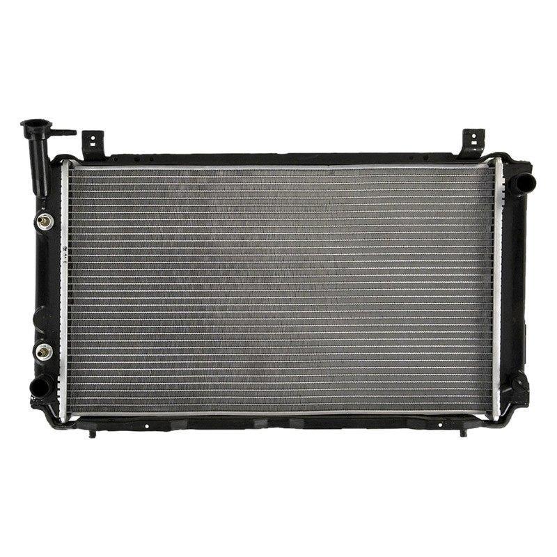 apdi® 8010788 - nissan sentra 1989 engine coolant radiator nissan engine coolant saturn engine coolant