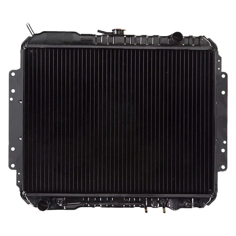 Apdi isuzu pick up engine coolant radiator