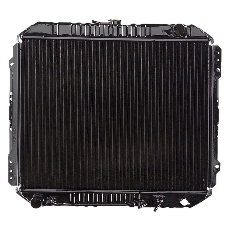 Apdi isuzu trooper  engine coolant radiator
