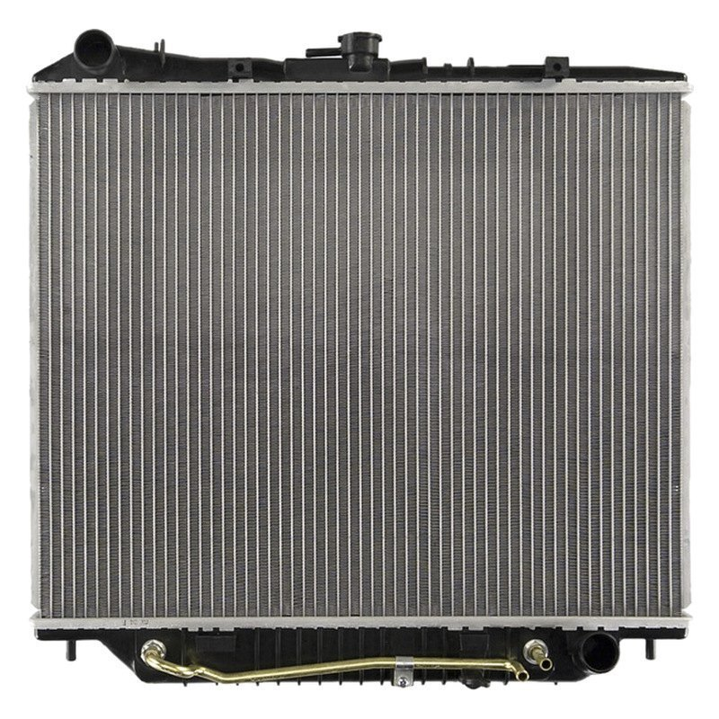 1992 Isuzu Trooper Cooling System