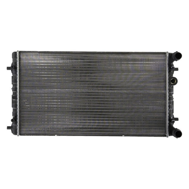 apdi  volkswagen beetle     engine coolant radiator