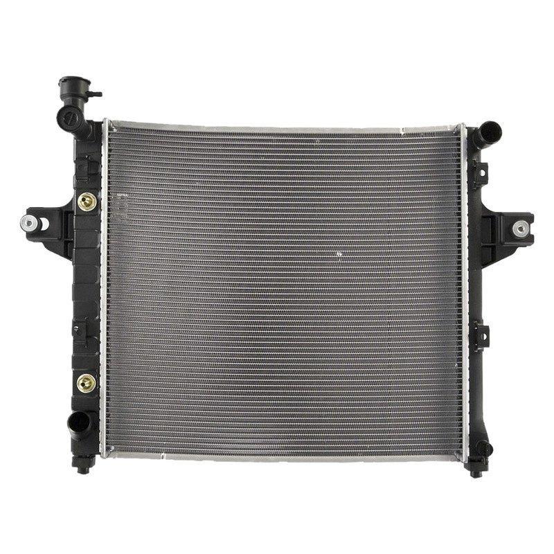 apdi jeep grand cherokee 1999 2000 engine coolant radiator. Black Bedroom Furniture Sets. Home Design Ideas
