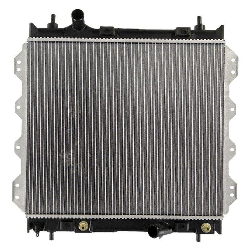 apdi 8012298 chrysler pt cruiser 2 4l 2001 engine coolant radiator. Black Bedroom Furniture Sets. Home Design Ideas