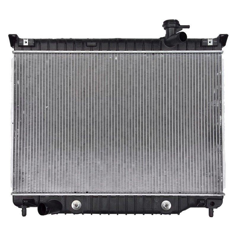 Apdi chevy trailblazer  engine coolant radiator