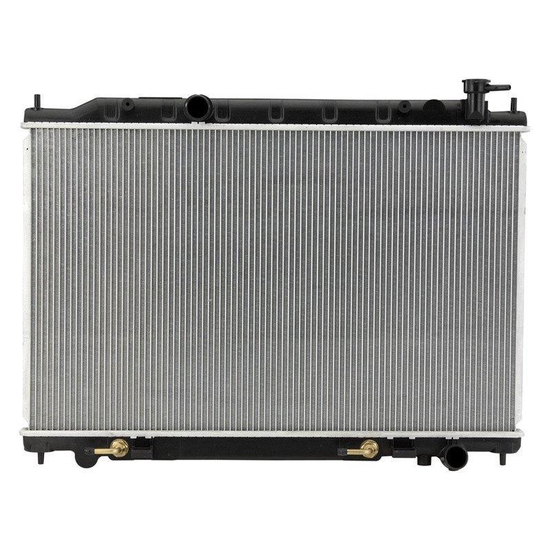 apdi® 8012578 - nissan murano 2004 engine coolant radiator 2007 dodge magnum engine coolant diagram