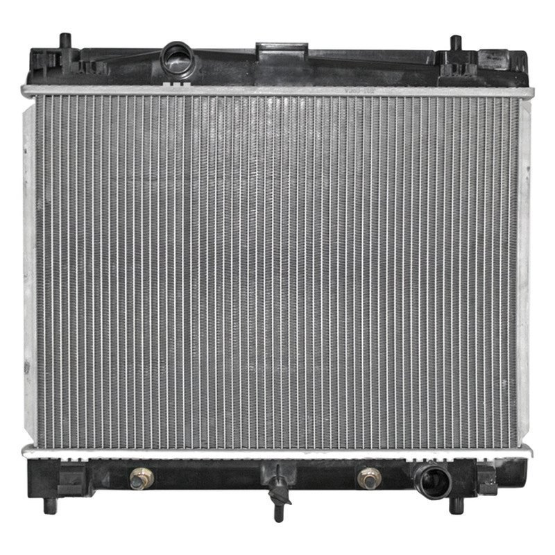 apdi 8012890 toyota yaris 1 5l 2007 engine coolant radiator. Black Bedroom Furniture Sets. Home Design Ideas
