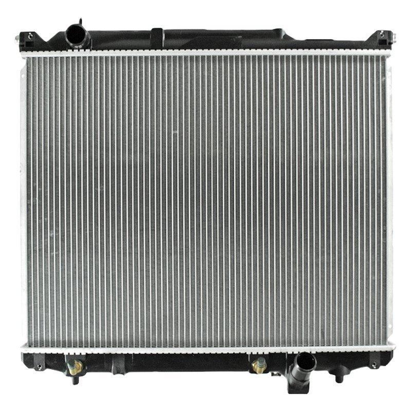for suzuki xl-7 2004-2006 apdi engine coolant radiator | ebay suzuki engine coolant