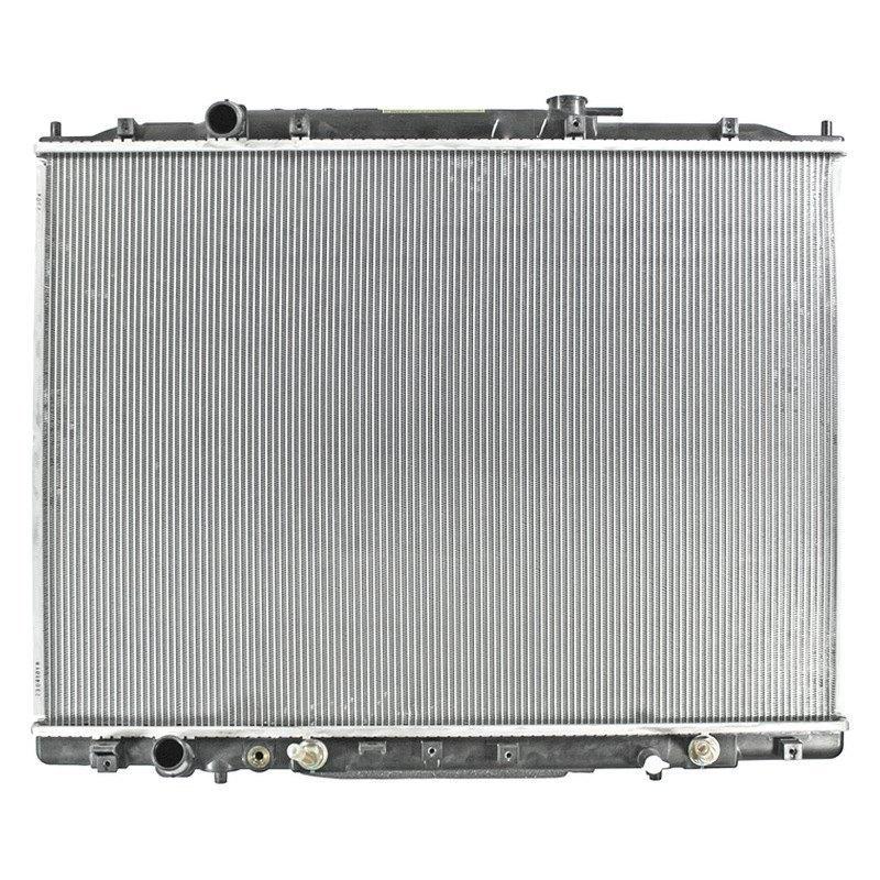 apdi 8013065 honda pilot 2009 engine coolant radiator. Black Bedroom Furniture Sets. Home Design Ideas