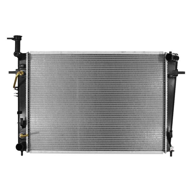 APDI® - Hyundai Tucson 2005 Engine Coolant Radiator
