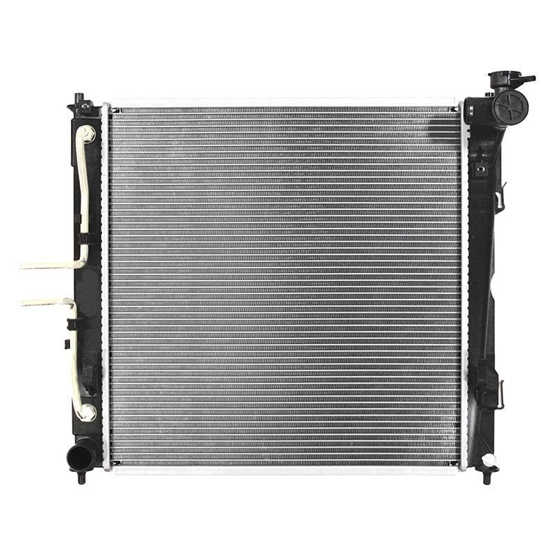 service manual 2012 kia soul how to replace the radiator. Black Bedroom Furniture Sets. Home Design Ideas