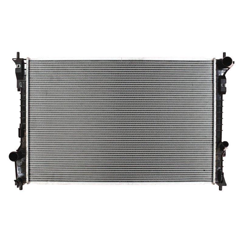 2015 Lincoln Mkt Camshaft: Lincoln MKT 2010 Engine Coolant Radiator