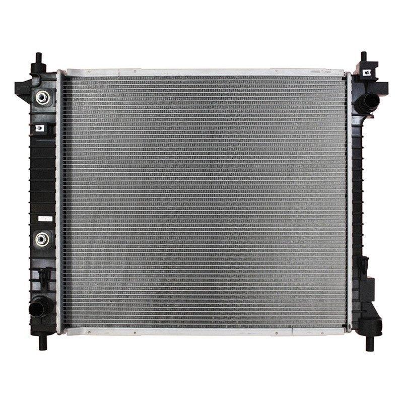 apdi cadillac srx 2010 engine coolant radiator. Black Bedroom Furniture Sets. Home Design Ideas