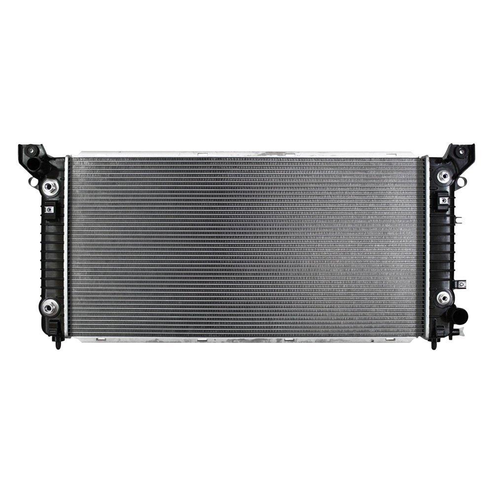 Equipment Cooling Blowers : Apdi chevy silverado radiator