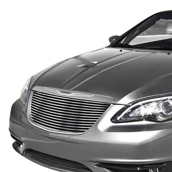 Chrysler 200 2011-2014 1-Pc Brushed Horizontal