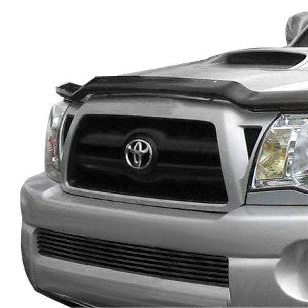 apg toyota tacoma 2009 3 pc black horizontal billet grille. Black Bedroom Furniture Sets. Home Design Ideas