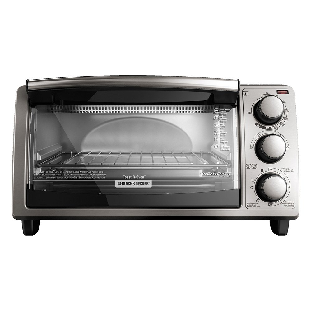 ... Toaster Oven Applica? - 4-Slice Countertop Convection Toaster Oven