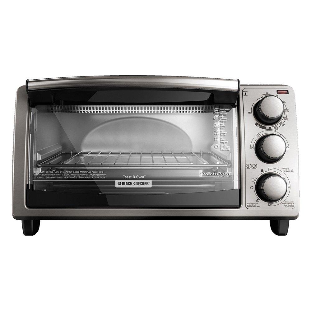Countertop Toaster Convection Oven Reviews : ... Toaster Oven Applica? - 4-Slice Countertop Convection Toaster Oven