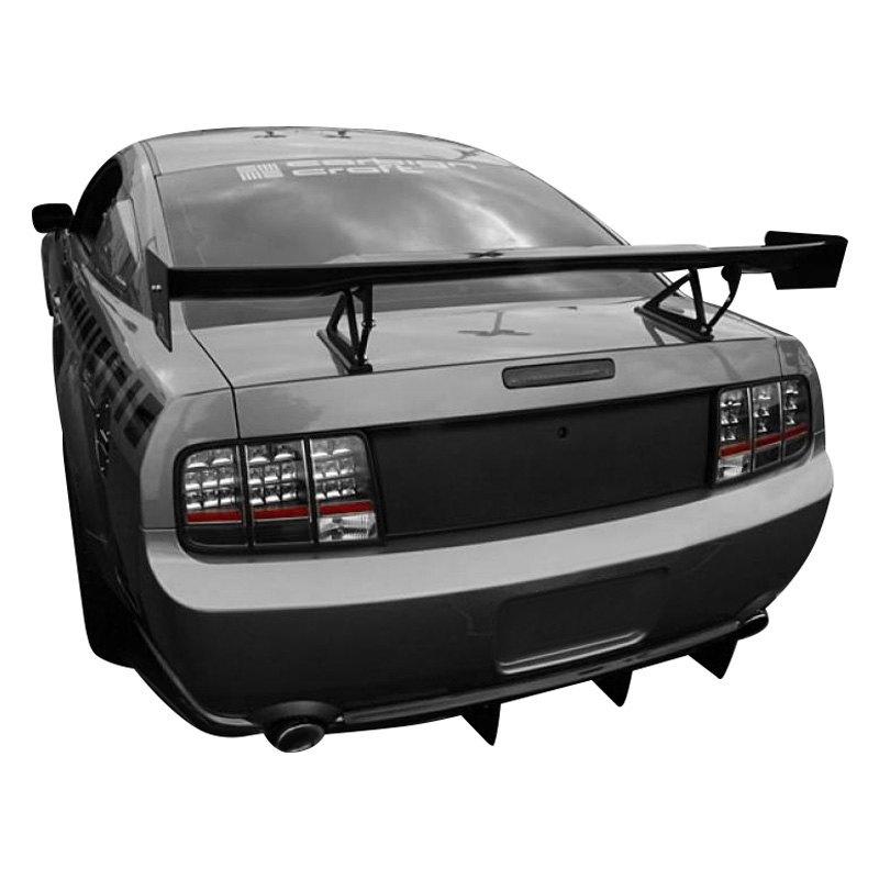"""APR 2.5/"""" Riser for Evolution Evo 8 9 10 Mustang S197 WRX GTC-200 Wing Spoiler"""