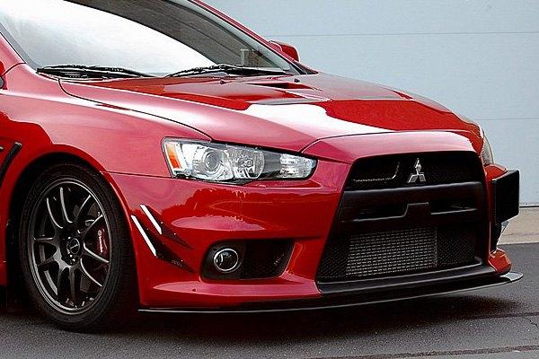 APR Performance Carbon Fiber Front Grill Mitsubishi Lancer Evolution EVO X