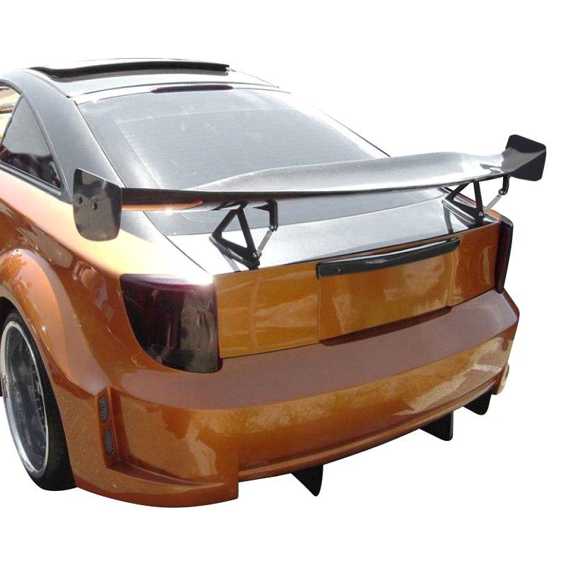 Apr Performance Toyota Celica 2000 2005 Carbon Fiber Gtc 300 Adjustable Wing