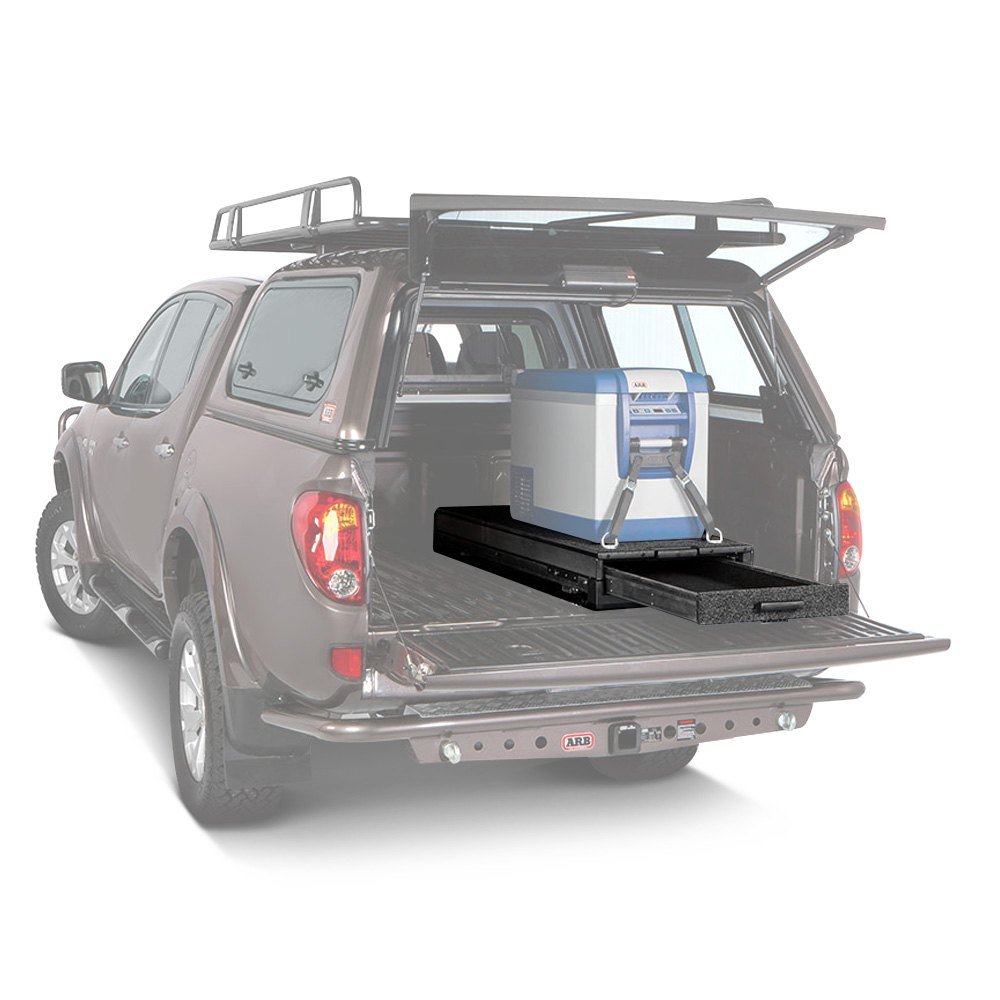 Arb 174 Cargo Drawer With Roller Floor