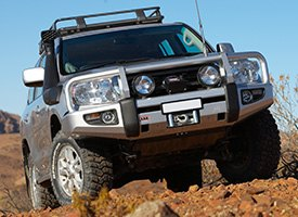 ARB® - Accessories on Toyota Land Cruiser
