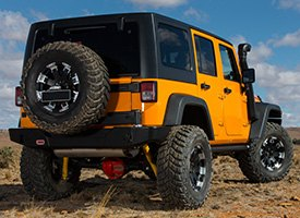 ARB® - Accessories on Jeep Wrangler