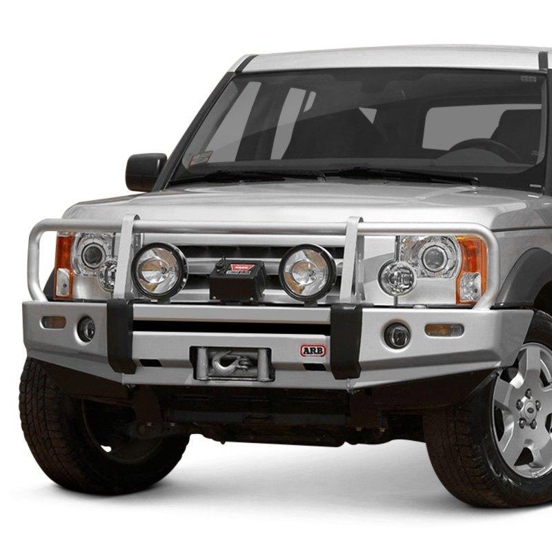 lr3 front winch bumper