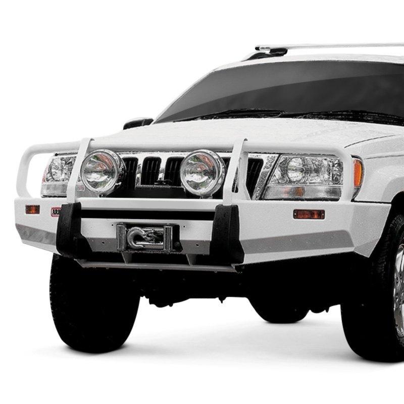Jeep Grand Cherokee 2004 Deluxe Full Width Black