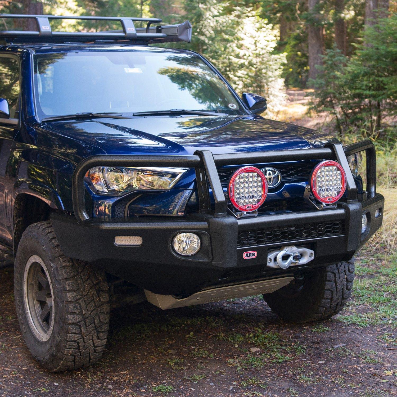 For Toyota 4runner 14 18 Bumper Summit Full Width Black