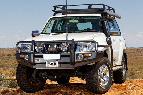Nissan Patrol Off Road Accessories