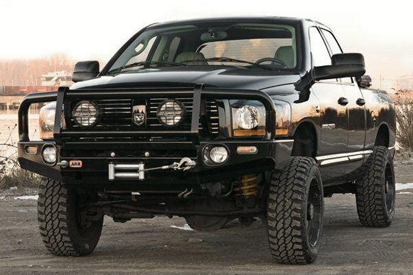 Can T Decide On Which Arb Bumper To Get Power Wagon Registry