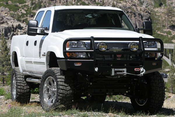Custom Bumpers For Chevy Silverado Bumper on Chevy Silverado