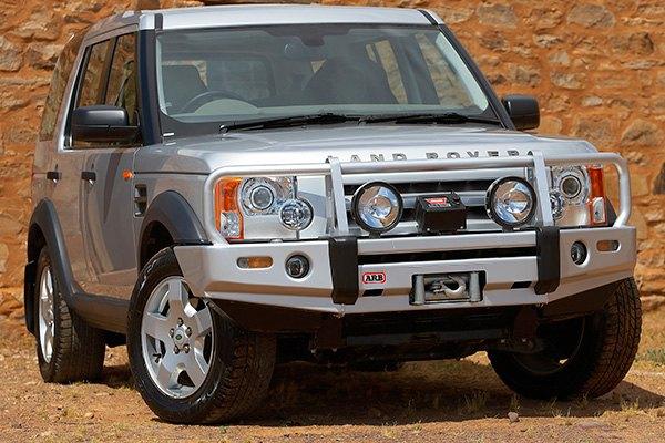 Arb 174 3432060 Deluxe Bar Front Bumper