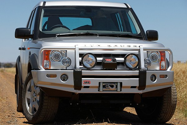 Arb 3432120 Deluxe Bar Front Bumper For Land Rover