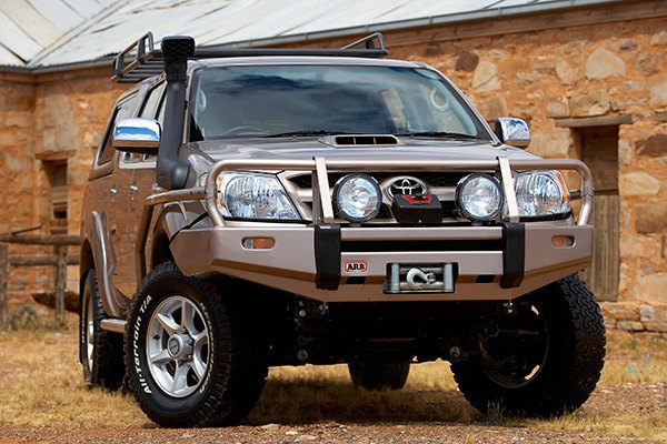 arb front bumpers toyota tacoma 2003